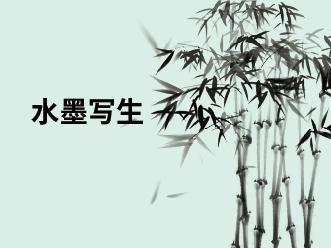 水墨写生精品专修课